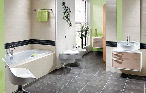 Carpet Cleaning - Sunshine Coast - New Life Cleaning - Bathroom Tiles