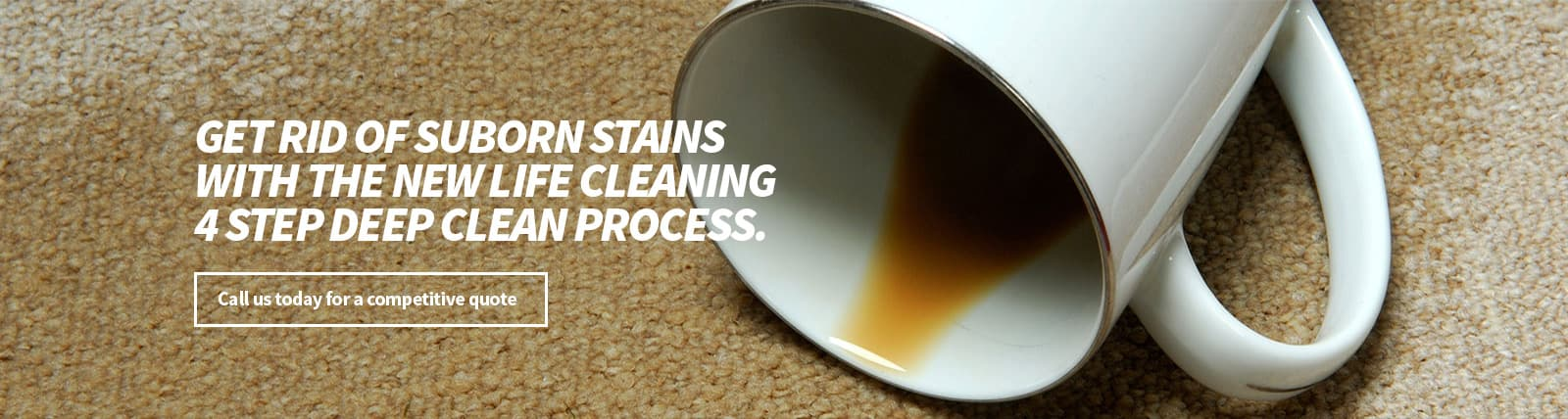 Get Rid of Stubborn Stains